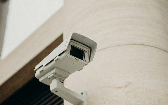 Caméra de surveillance bureau de tabac