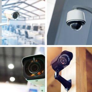 exemples de caméra de videosurveillance